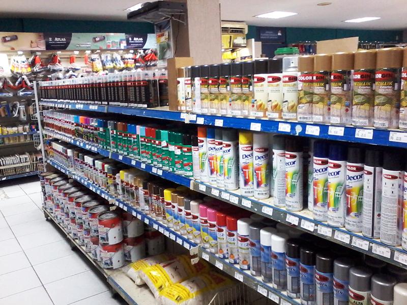 Sprays (Loja Aldeota)